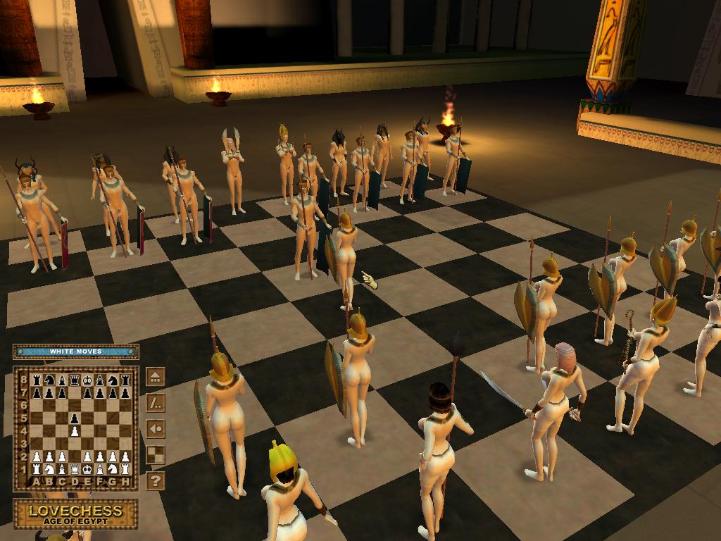 эротика в шахматах